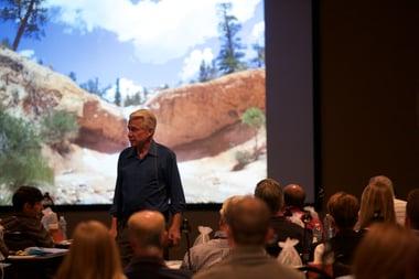 Dr Fischer lecture summit (1)