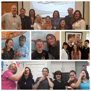 Ultradent Red Nose Day Photos