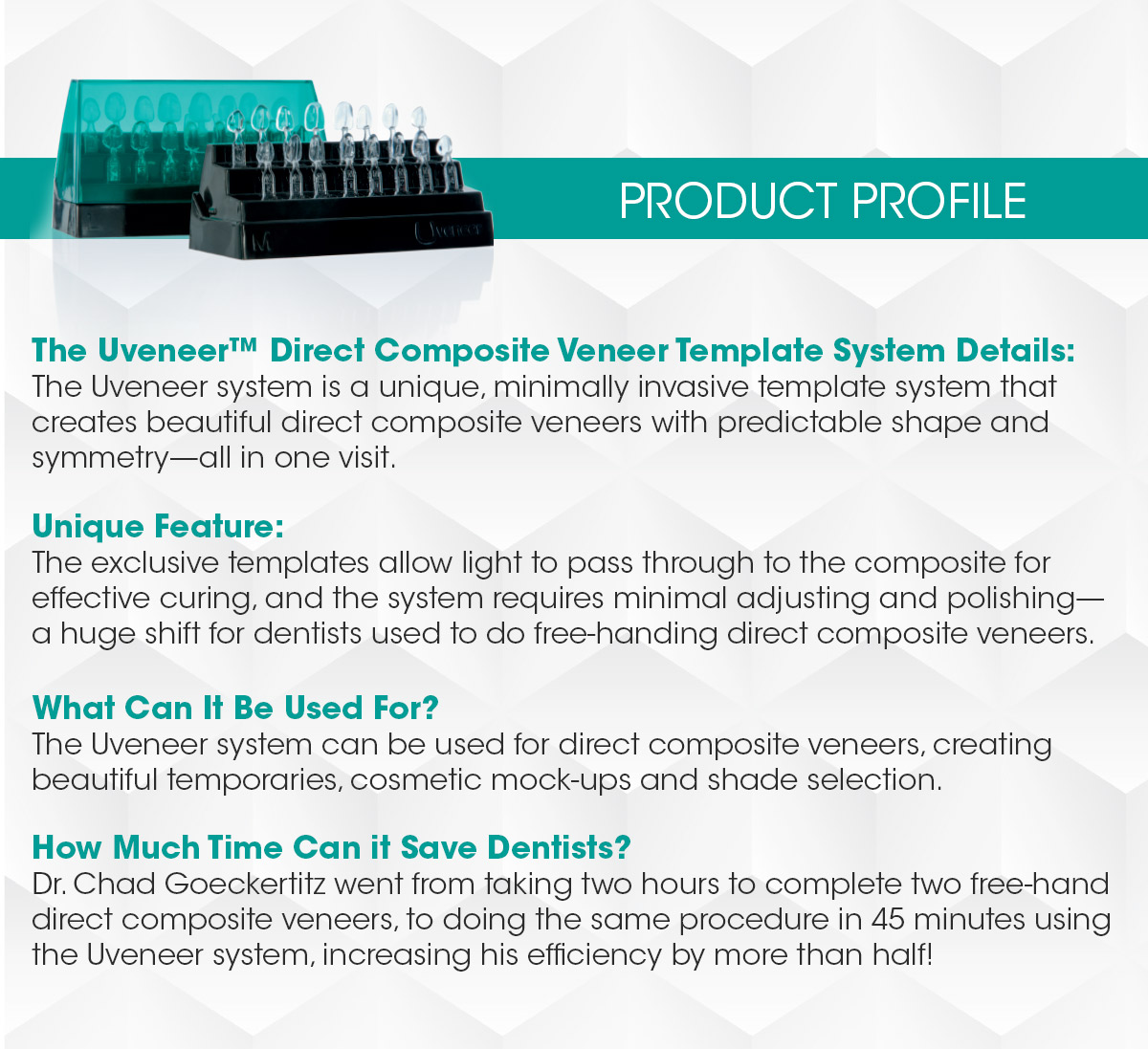 product-profiles