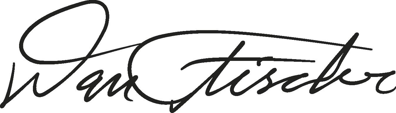 Dr. Fischer Signature