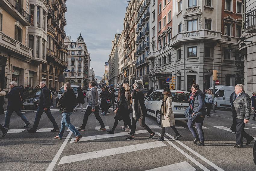 Ultradent's European Sales & Marketing Team Explore Barcelona