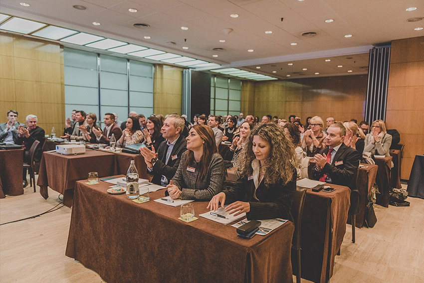 Ultradent's European Sales and Marketing team presentation