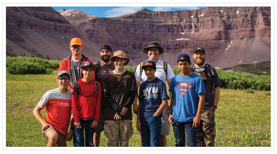 June Calendar Spotlight Dollar Lake Youth Group