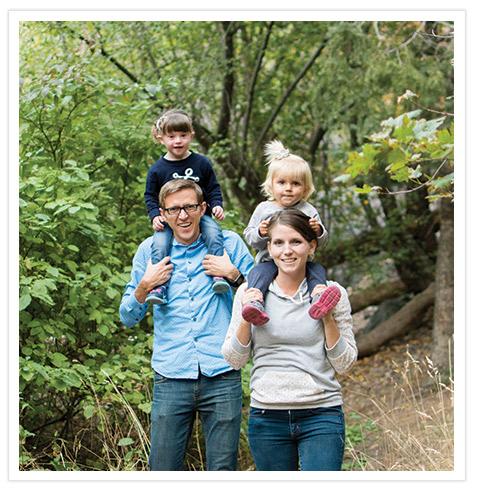 June Employee Spotlight David Landeen Family