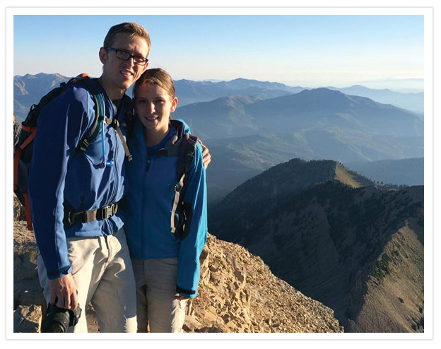 June Employee Calendar Spotlight Mount Timpanogos