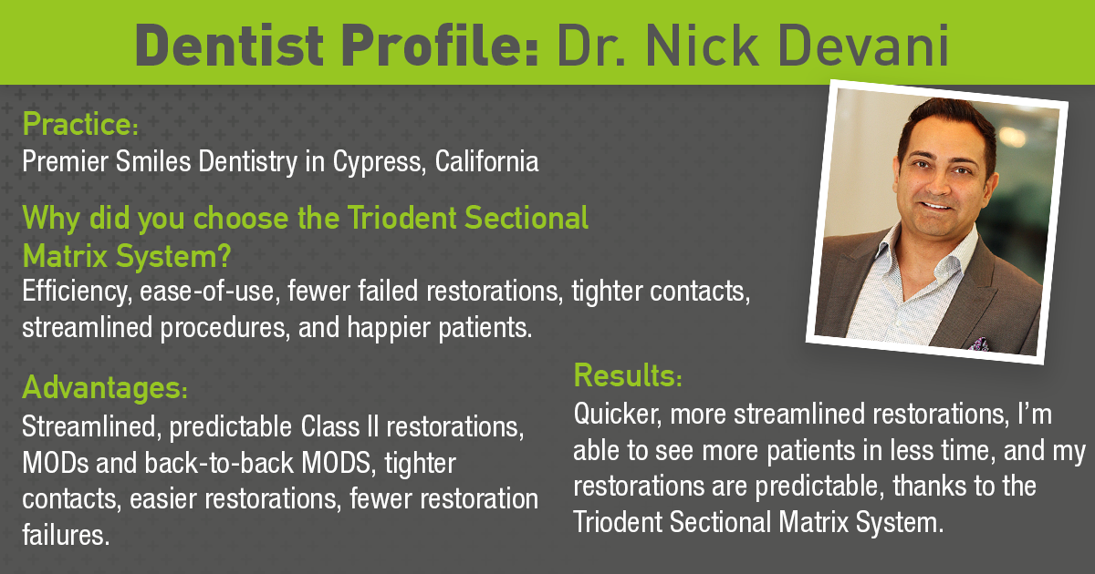 My Triodent Story