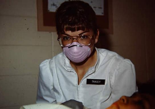 Dental Hygienists 1980's