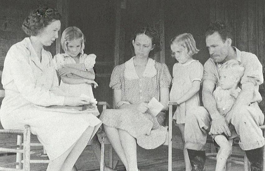Dental Hygiene 1933